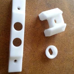 Acetal Machine parts